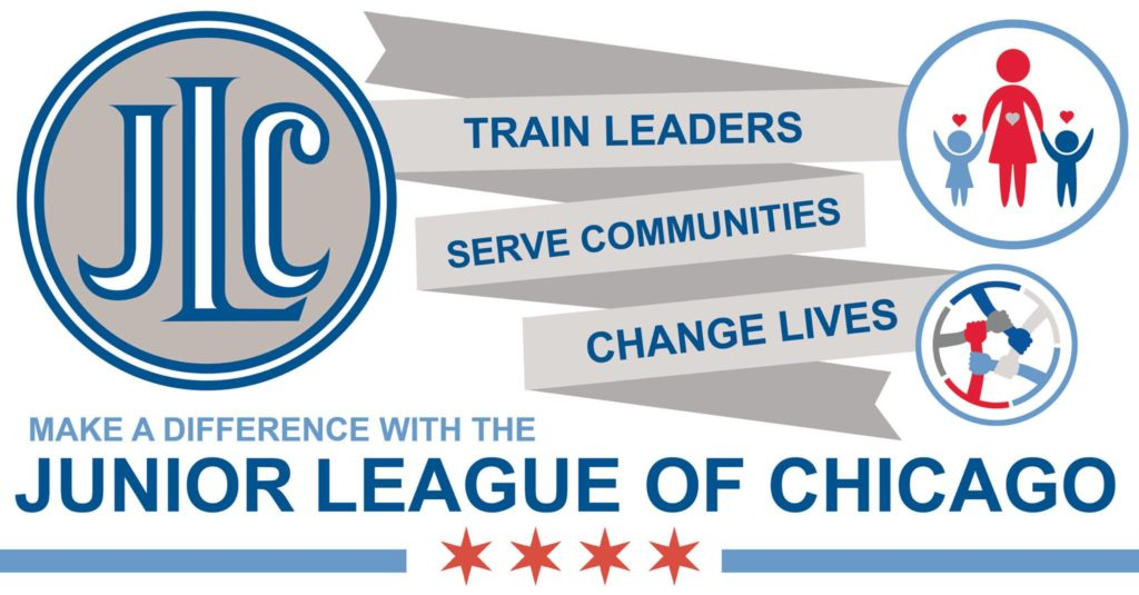 Junior League of Chicago Volunteers